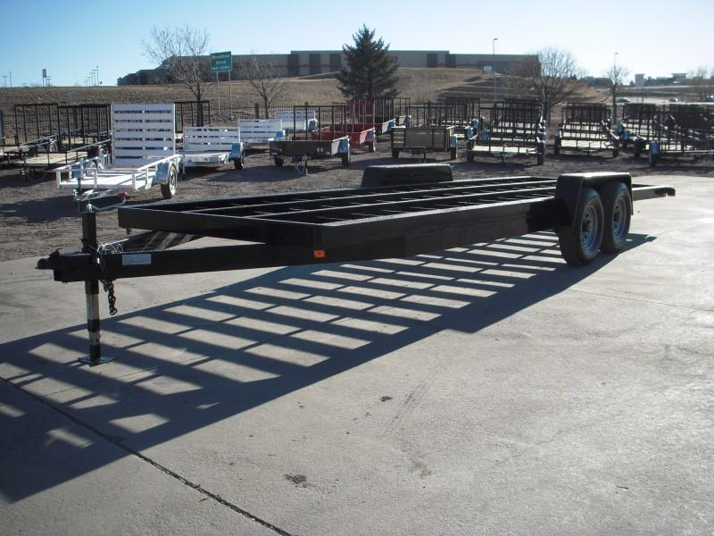 2015 Other THT1424 Flatbed Trailer