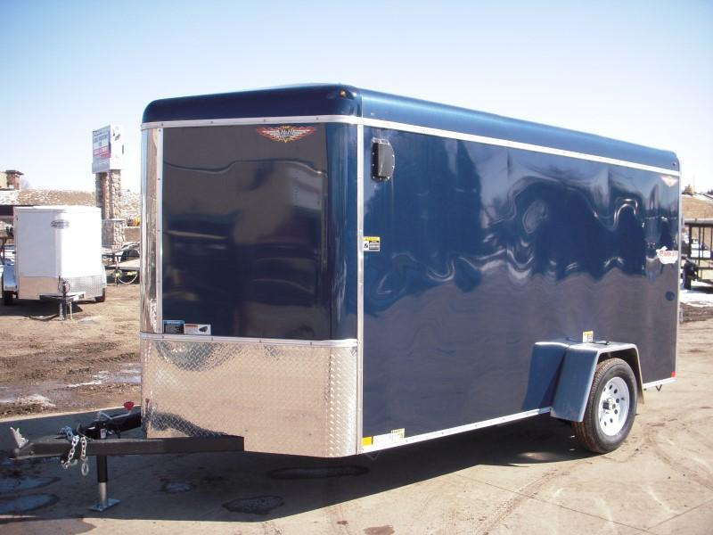 2018 H&H H7212SCAV-035 Enclosed Cargo Trailer