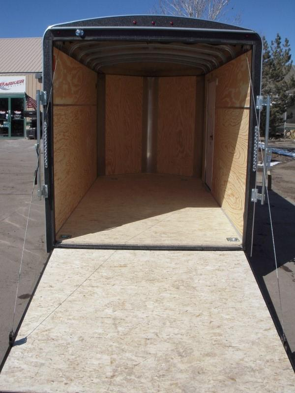 2018 H&H H7212SCAV-035 Enclosed Cargo Trailer