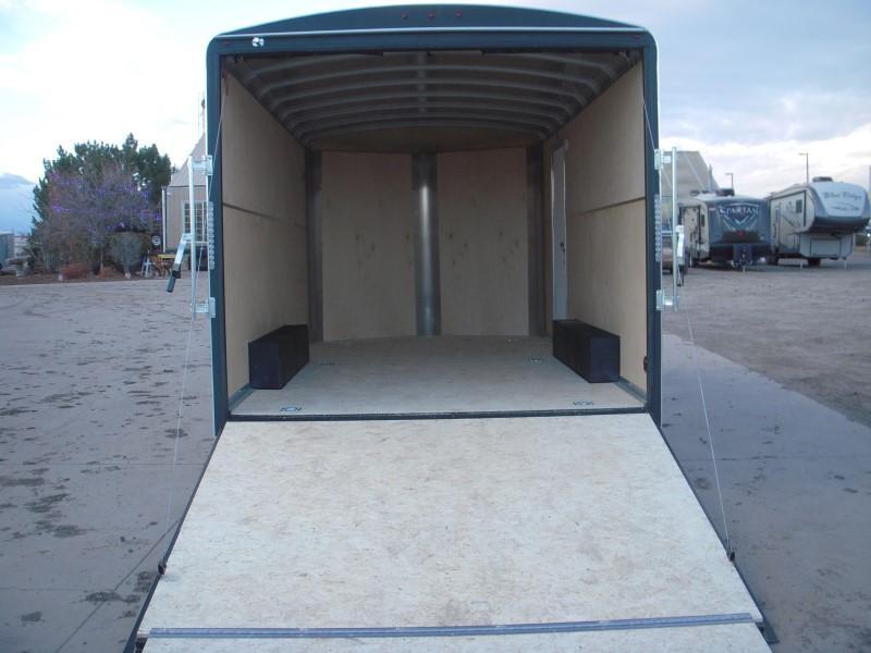 2018 H&H H10116TCAV-100 Enclosed Cargo Trailer