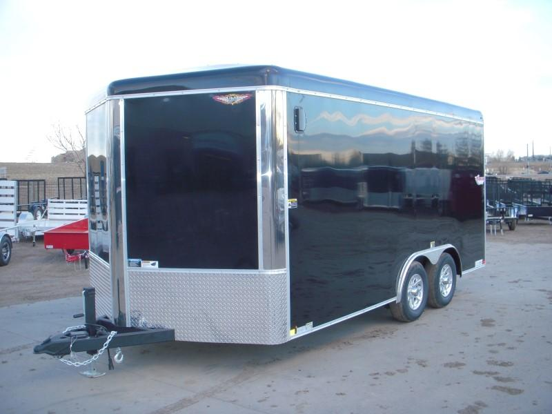 2018 H&H H10116TCAV-100 Enclosed Cargo Trailer