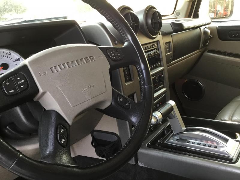 2003 Hummer H-2