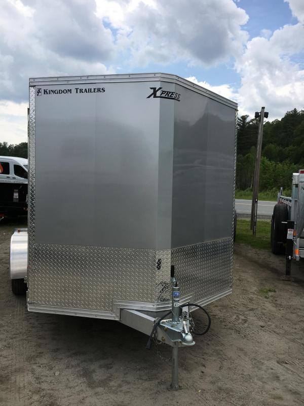 2017 High Country Trailers 7x12 Xpress Enclosed Cargo Trailer