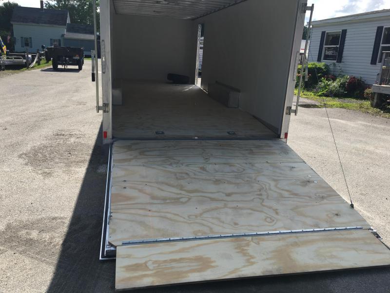 2017 American Hauler 8.5x24 aluminum