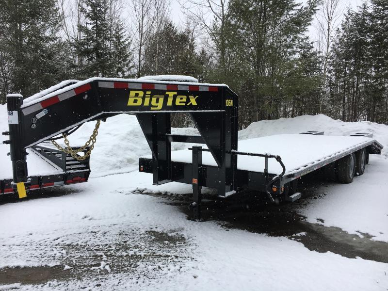 2017 Big Tex 20gn-205