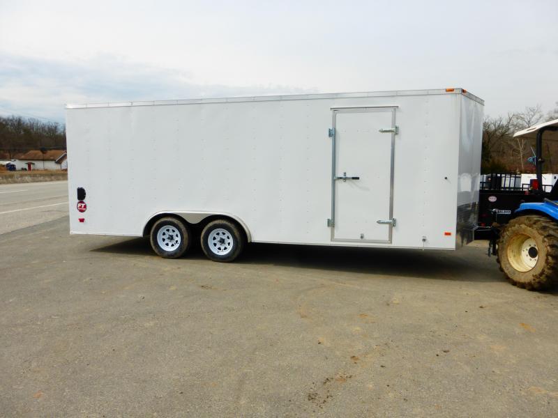 Wells Cargo FastTrac 8.5' x 24' TA Enclosed Car Hauler