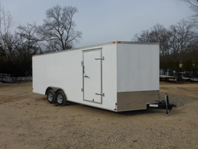 Enclosed Car Carrier Trailer For Sale