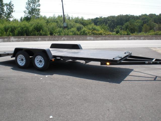 Carry-On 7' x 18' Steel Deck Car Hauler