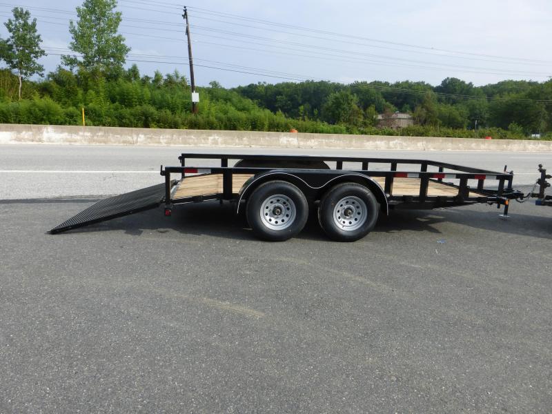 Quality 7 x 16 8k tandem axle landscape trailer w 2 dovetail quality 7 x 16 8k tandem axle landscape trailer w 2 dovetail publicscrutiny Gallery