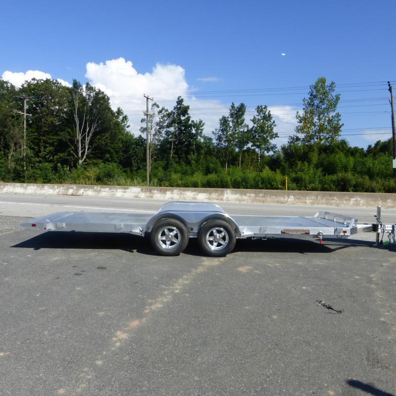 Aluma 8218 Tilt Car Hauler