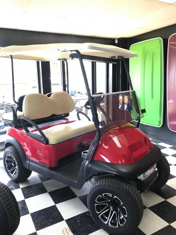 2013 Club Car Pre-Owned Precedent Golf Cart
