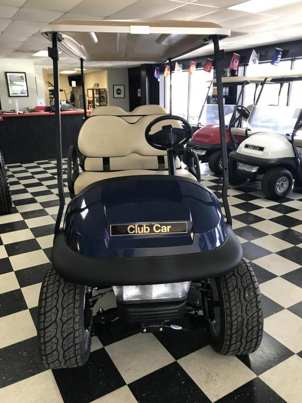 2014 Club Car Precedent 6 Passenger Golf Cart