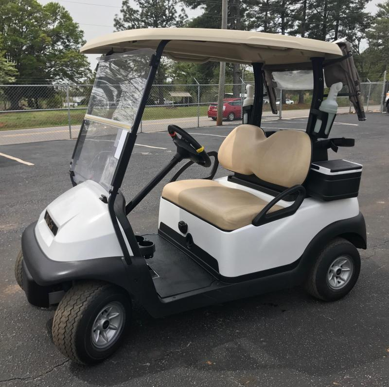 2014 Pre-Owned Two Passenger Club Car Precedent Golf Cart
