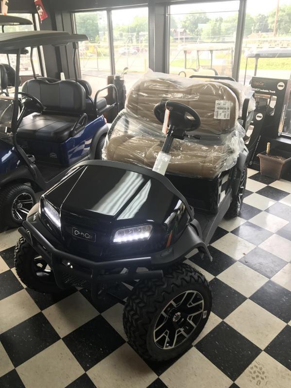 2018 New Club Car Onward Electric Golf Cart Black