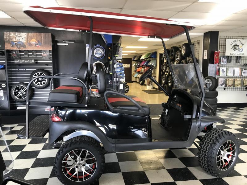 2014 Pre-Owned Club Car Precedent Electric Golf Cart Black