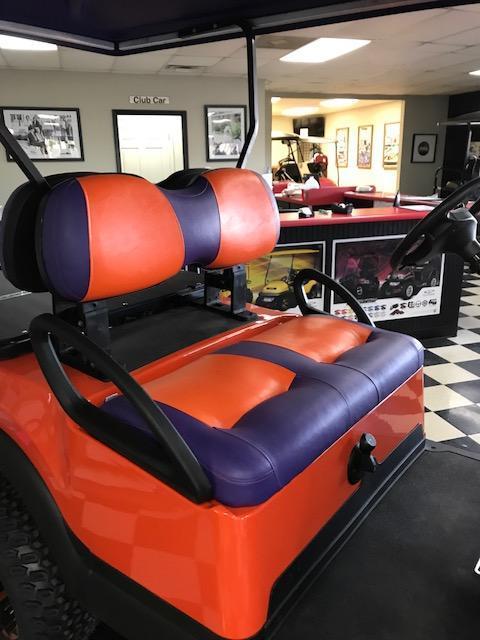 2017 Club Car Precedent Golf Cart Gas