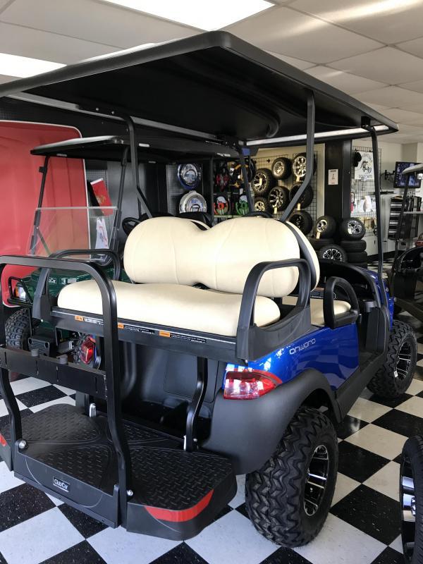 2017 Club Car Onward Golf Cart