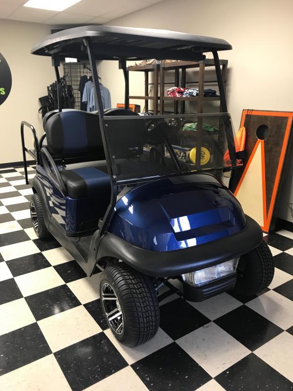 2013 Club Car Pre-Owned Precedent Golf Cart