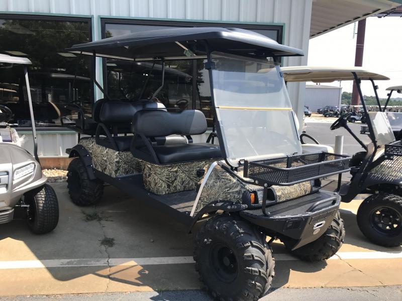2008 Club Car DS 6 Passenger Golf Cart