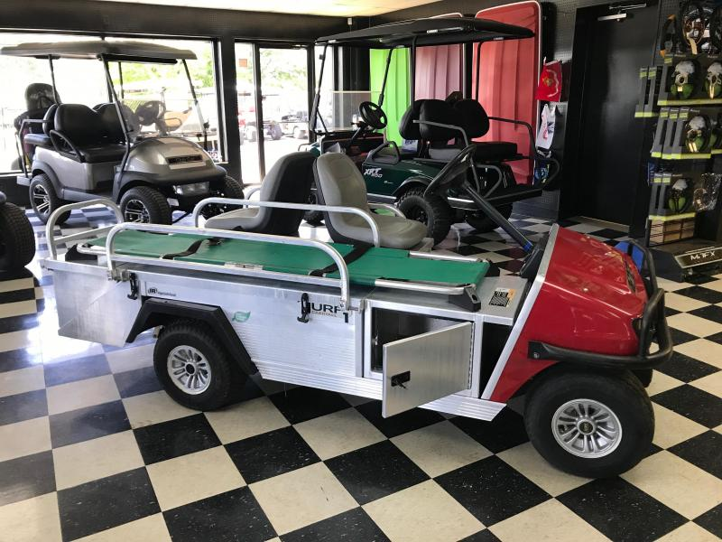 2012 Club Car Ambulance Unit Golf Cart