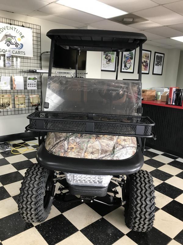 2014 Pre-Owned Club Car Precedent Electric Golf Cart Camo