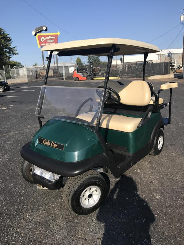 2014 Pre-Owned Club Car Precedent Electric Golf Cart