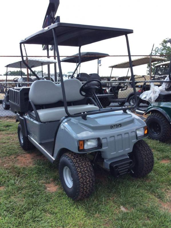 2016  New CarryAll 100 - Club Car - Gas - Blue