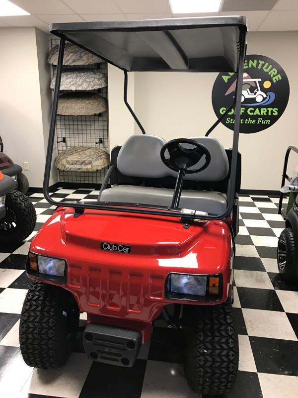 2015 Club Car XRT 800 Golf Cart