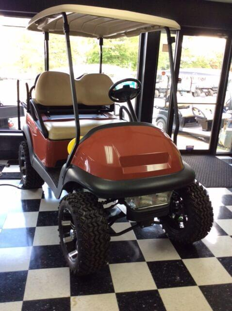 2013 Pre-Owned Precedent - Club Car - Electric - Cayenne