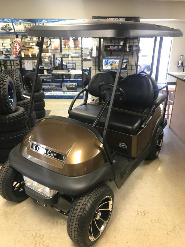 2013 Pre-Owned Precedent - Club Car - Electric - Champagne