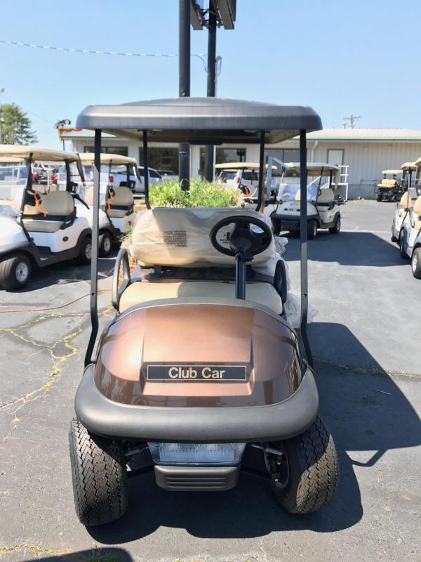 2017 Club Car New Gas Villager 4 Golf Cart