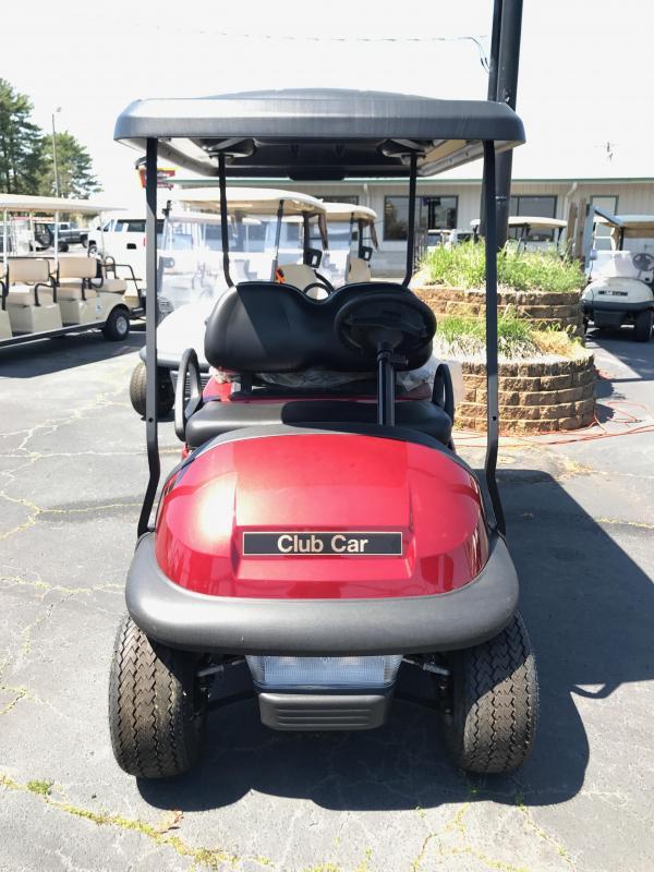 2017 Club Car Villager 4 Golf Cart