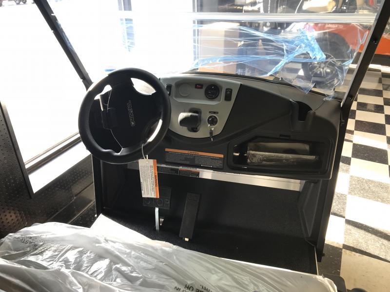 2018 Club Car CarryAll 550 Gas Utility Side-by-Side (UTV) White