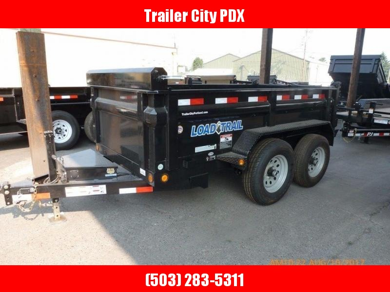 Load Trail 5X10 7K Dump - SOLD - MORE COMING