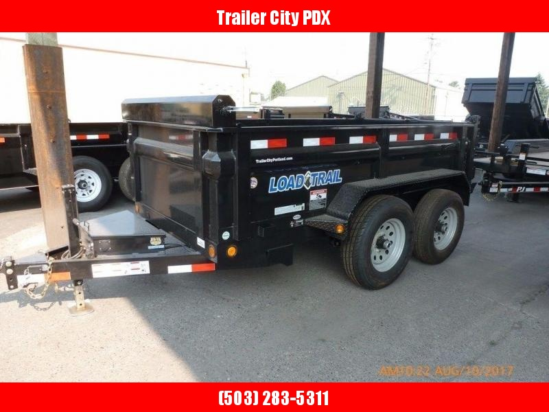 Load Trail 5 X 10 7K Dump - SOLD - MORE COMING