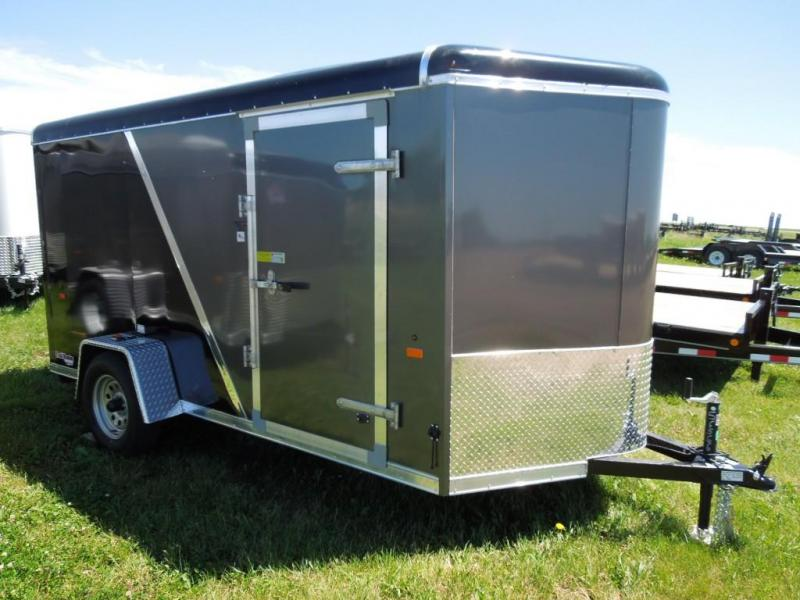 2020 US Cargo 6 x 12 Enclosed Cargo Trailer
