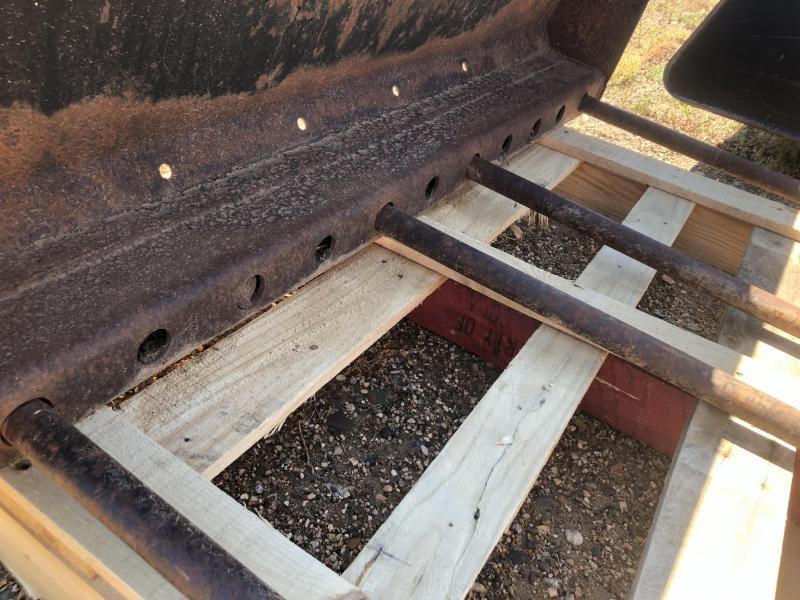 Bobcat 48 Skid Steer Manure Fork