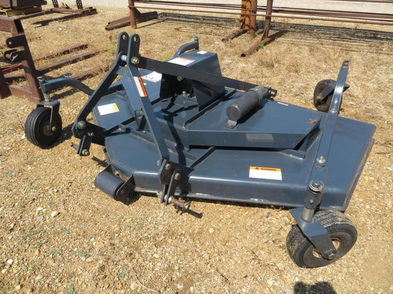 "Used Farm King 72"" 3 Point Finishing Mower"