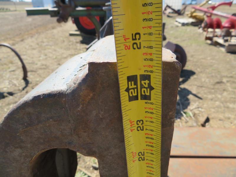 Used Rail-Type Pallet Forks