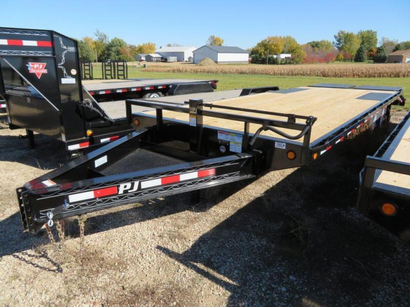2020 PJ Trailers 24 Deckover Trailer | Farm Equipment and