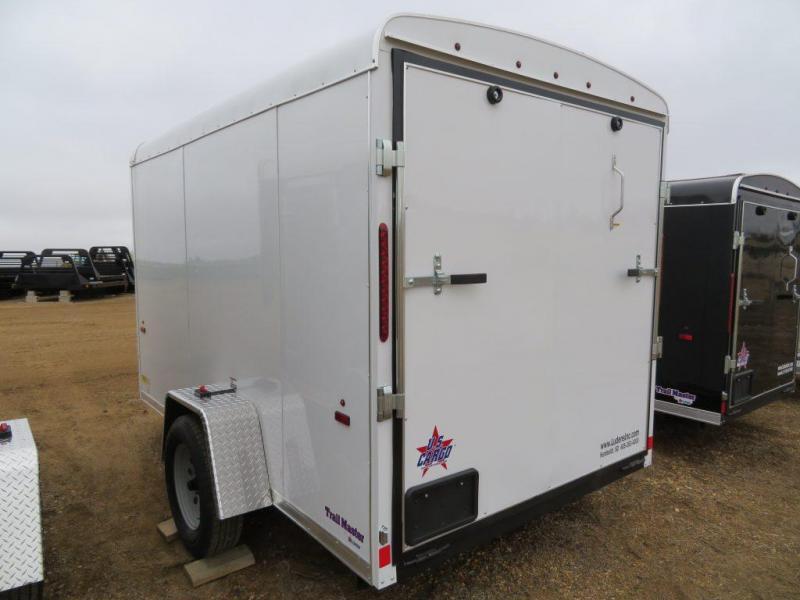 New 2018 US Cargo 6 x 10 Enclosed Cargo Trailer