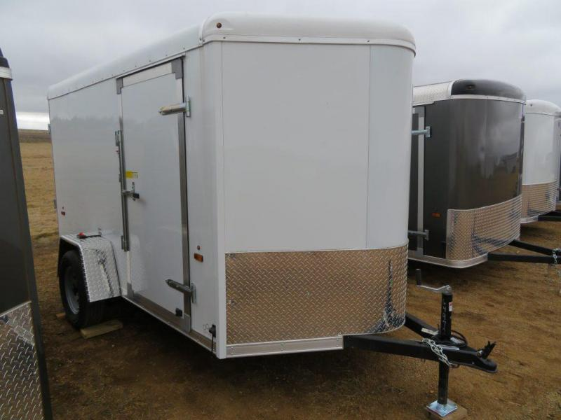 New 2018 US Cargo 6 x 10 Enclosed Cargo Trailer
