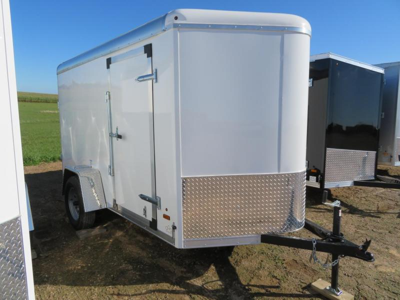 2020 US Cargo 6 x 10 Enclosed Cargo Trailer