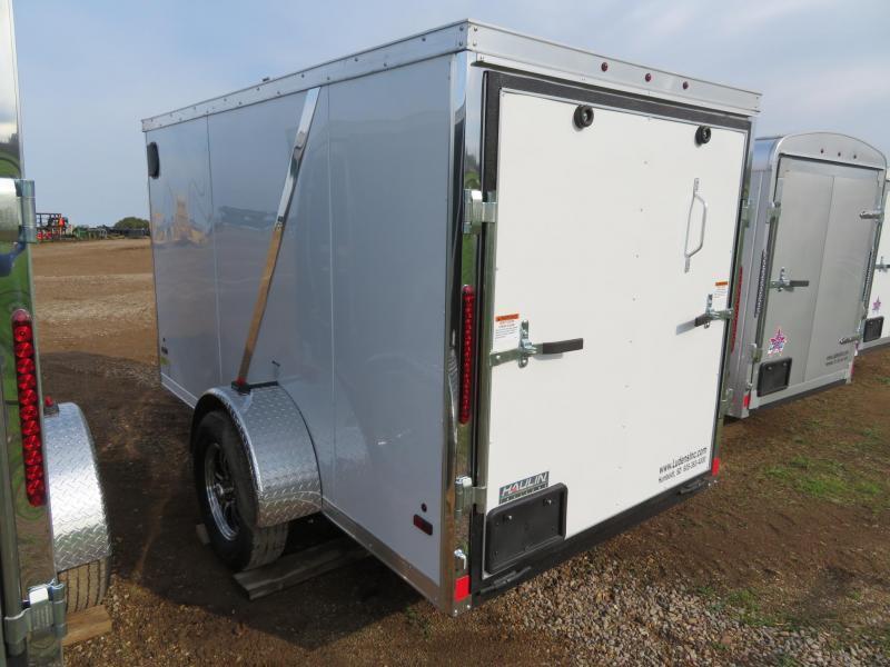 2019 US Cargo 5 x 10 Enclosed Cargo Trailer | Farm Equipment