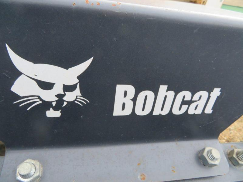 "Used Bobcat 96"" Snow V-Blade for Skid Steer"