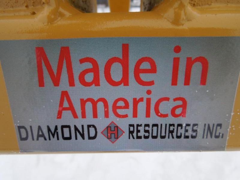 Diamond H Resources 7' 3pt Blade