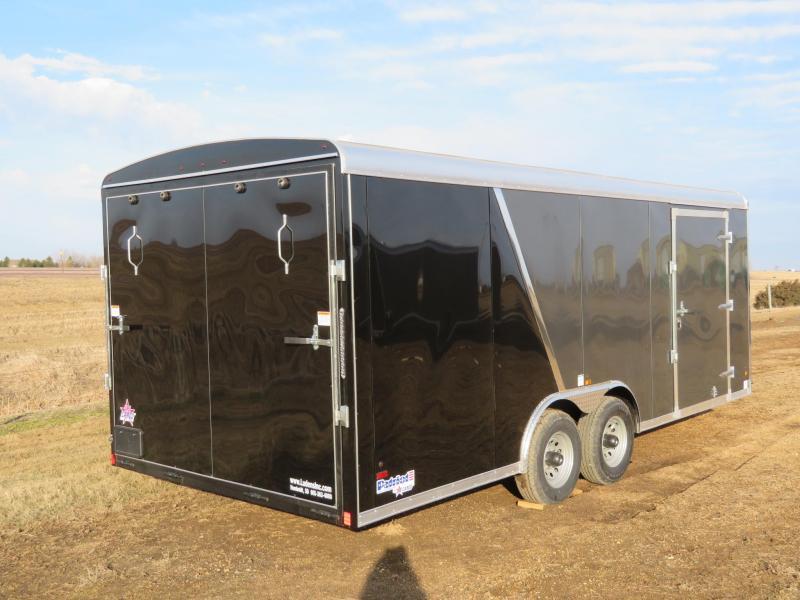 2020 US Cargo 8.5 x 20 Enclosed Cargo Trailer