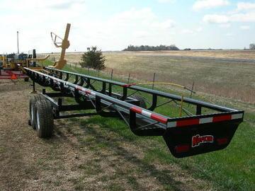 Used Koyker 7000 Round Bale Transport