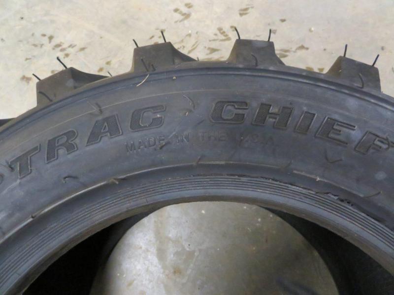 Unused Carlisle Trac Chief 10 - 16.5 Skid Steer Tires