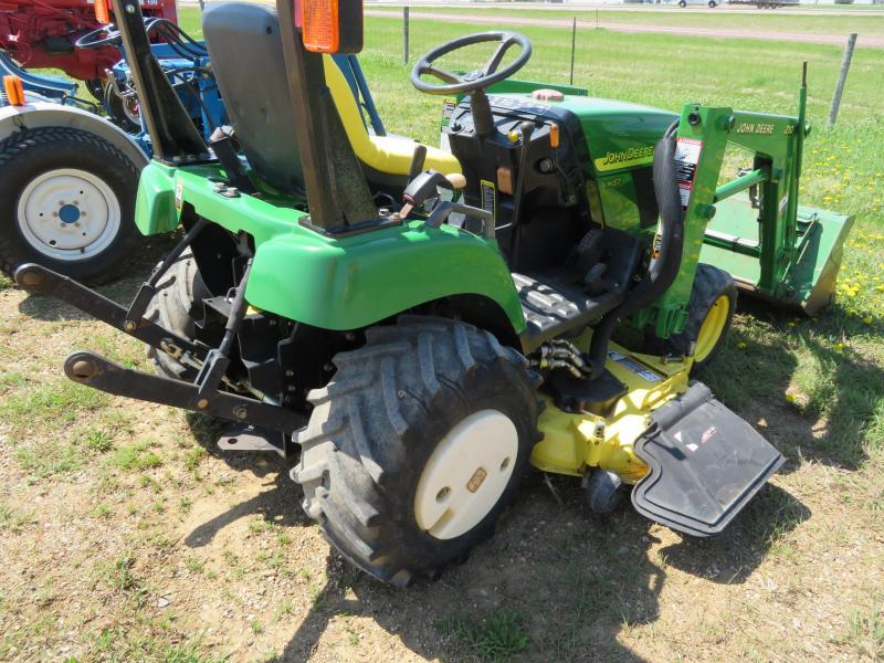 2003 John Deere 2210 Tractor w/Loader and Mower